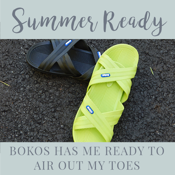 Summer Ready with Bokos