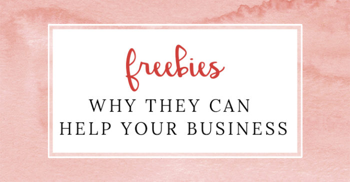 Why Giving Away Freebies Can Help Your Business