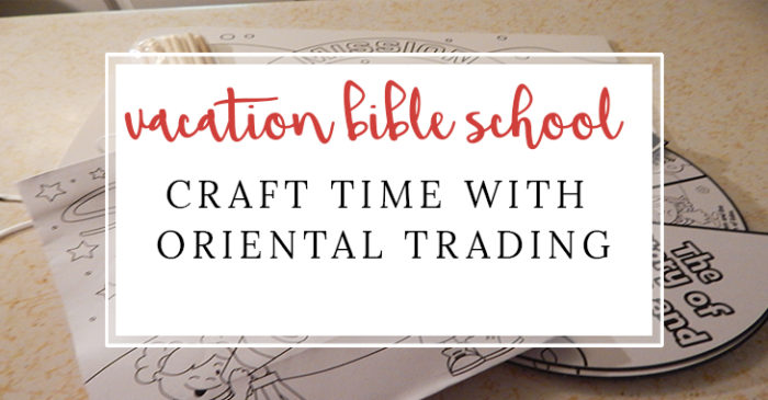 Craft Time with #OrientalTrading