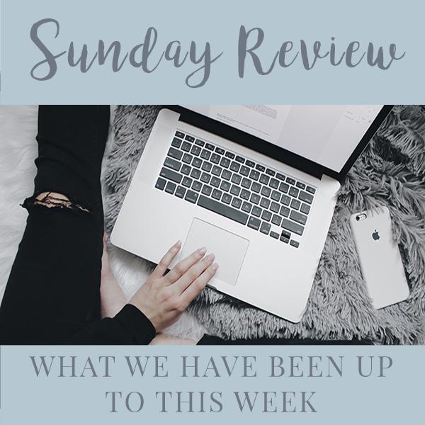 May 28, 2017 #ReviewSunday