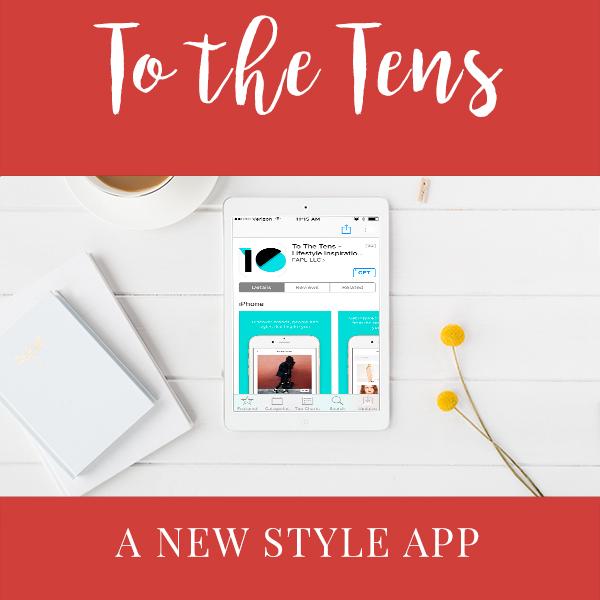 To The Tens App