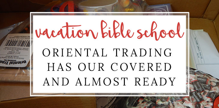 vacation bible school feature